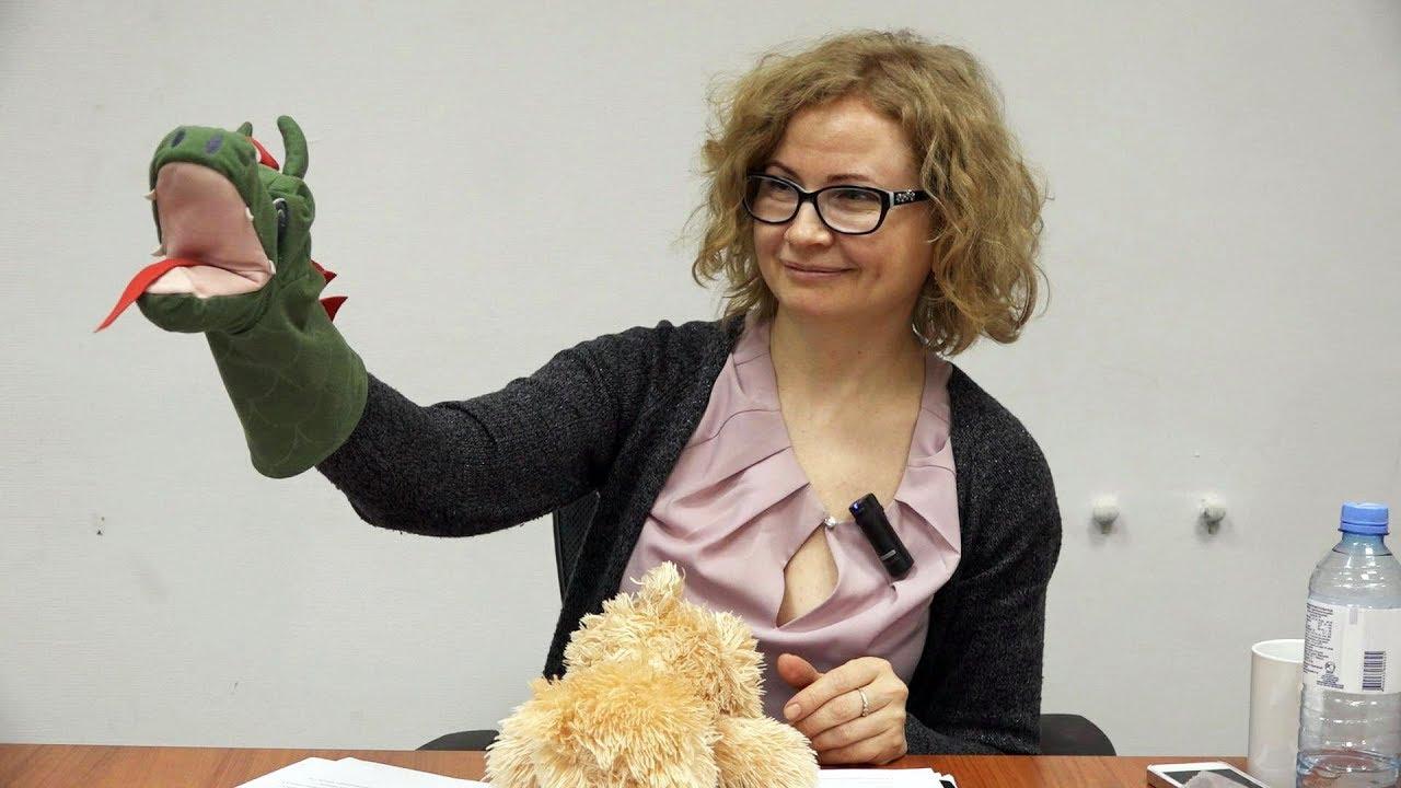 Елена Куликова Как организовать спектакль для подопечных детей (часть первая)