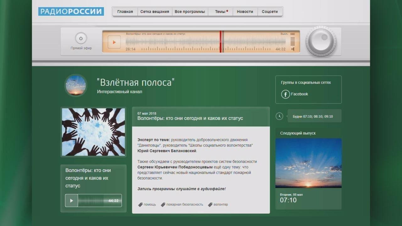 Юрий Белановский-Волонтёры: кто они сегодня и каков их статус. Закон о волонтёрстве