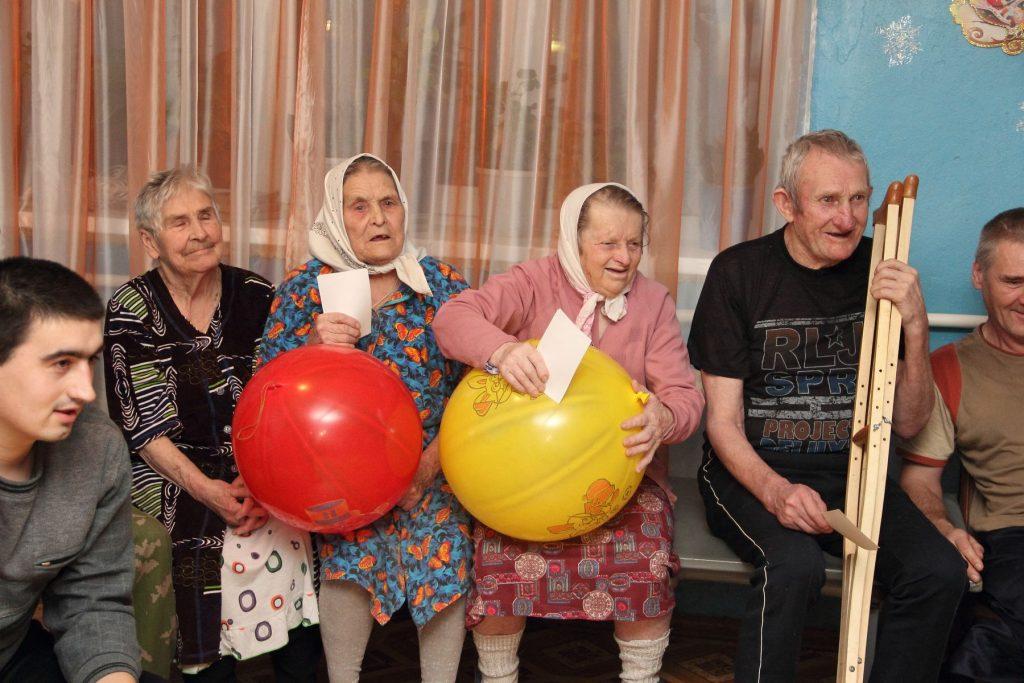 Старость в радость
