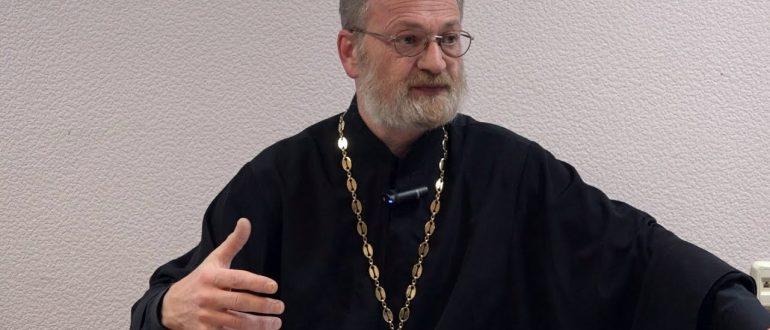 Священник Антоний Лакирев - О спасении