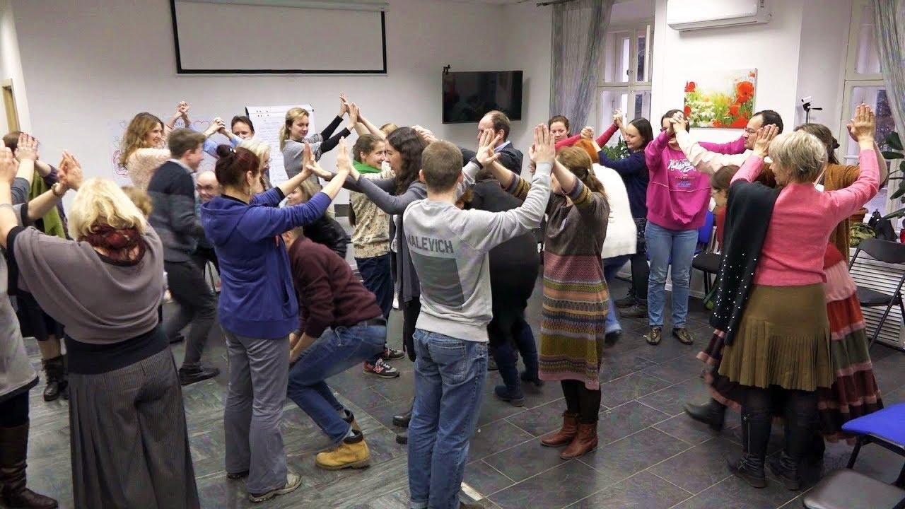 Егор Коврижкин-Как управлять подростковым коллективом-Тренинг для волонтёров