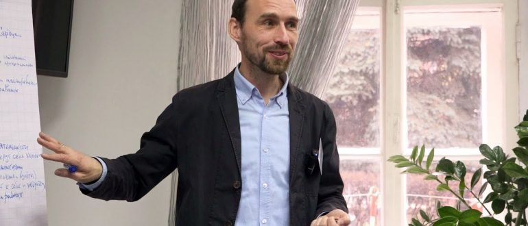 Егор Коврижкин-Каким должен быть лидер для подростков-Тренинг для волонтёров