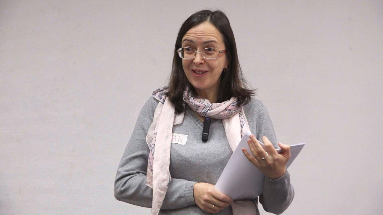 Анна Давыдова-Психологическая поддержка волонтёров в Фонде «Волонтеры в помощь детям-сиротам»