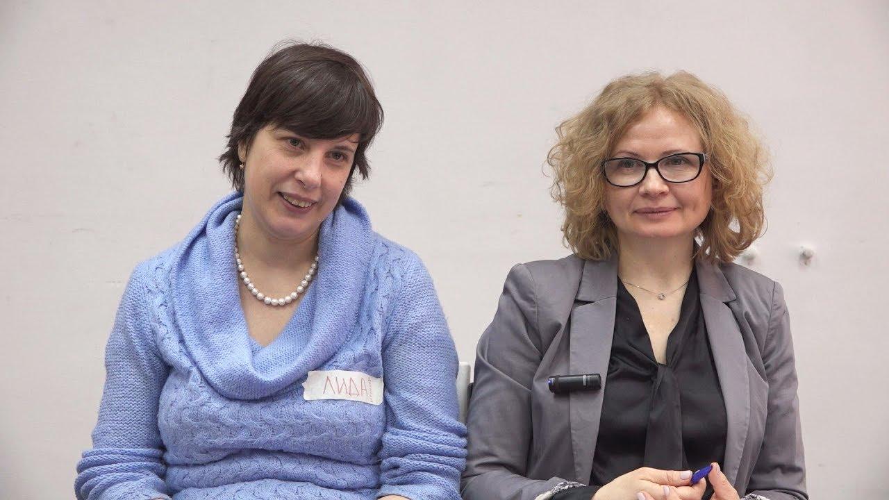 Психологическая поддержка волонтёров в Движении «Даниловцы». Лидия Алексеевская & Елена Куликова
