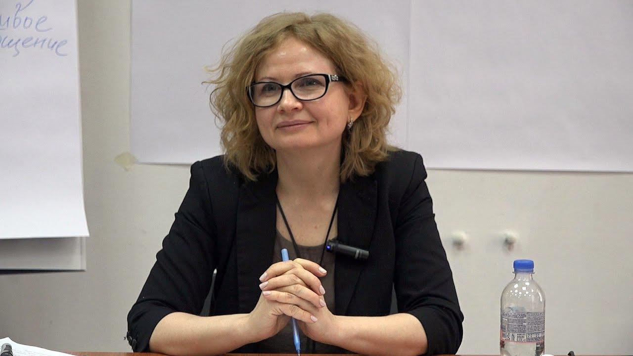 Елена Куликова-Опыт психологической помощи и поддержки волонтёров в группах