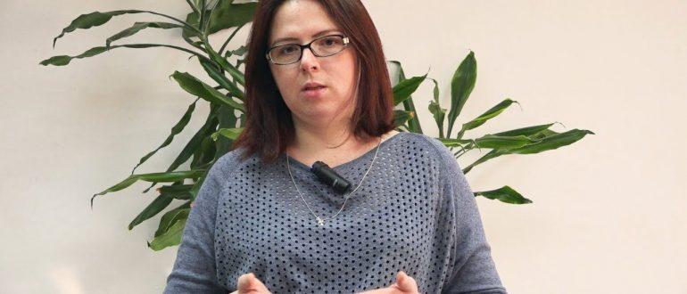 Татьяна Бочарова-Психологическая поддержка волонтёров в Фонде помощи хосписам «Вера»