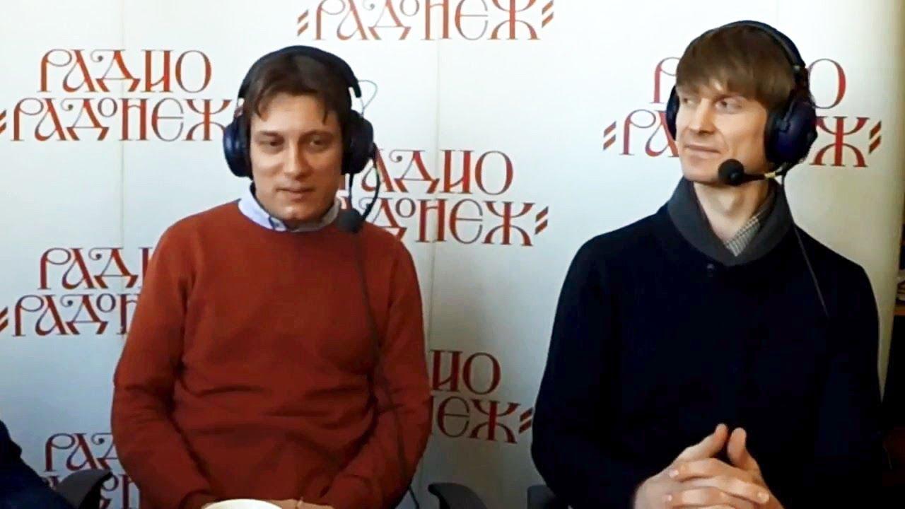Юрий Белановский и Илья Комаров на радио «Радонеж» о Добровольческом движении «Даниловцы»