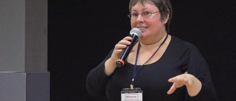 Елена Альшанская - Волонтёры в помощь детям сиротам