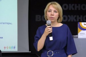 Ольга Краева-Организация волонтёрского сообщества в Фонде «Подари жизнь» Что могут делать волонтёры?