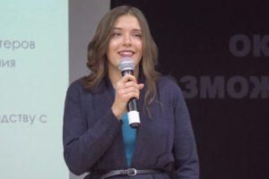 Виктория Дороничева-Волонтёры в учреждениях для детей сирот с умственной отсталостью